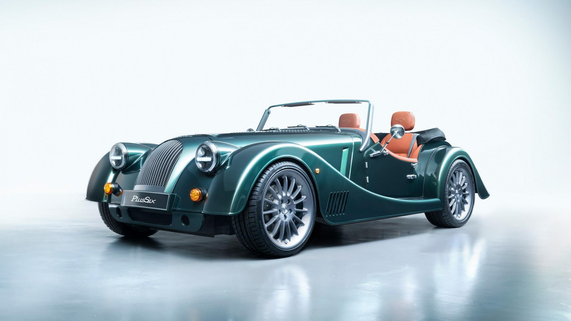 Morgan Plus Six: nuevo modelo con el mismo aura de siempre