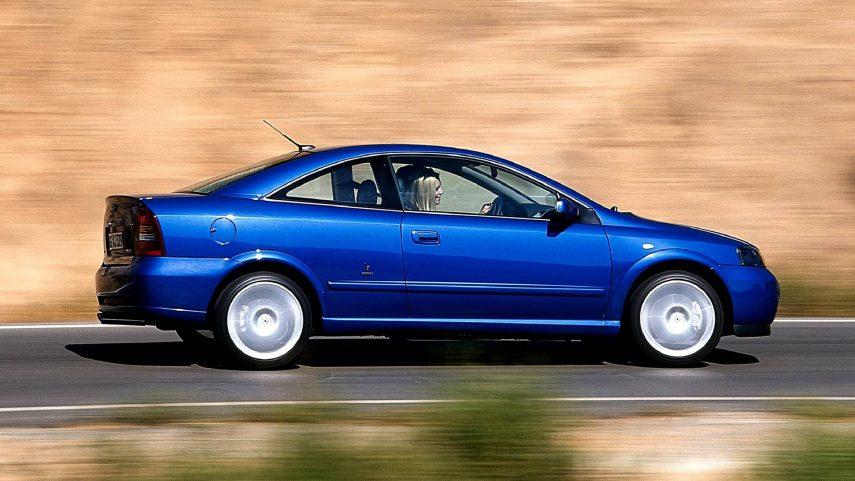 Coche del día: Opel Astra Coupé 2.0T 16v (G)