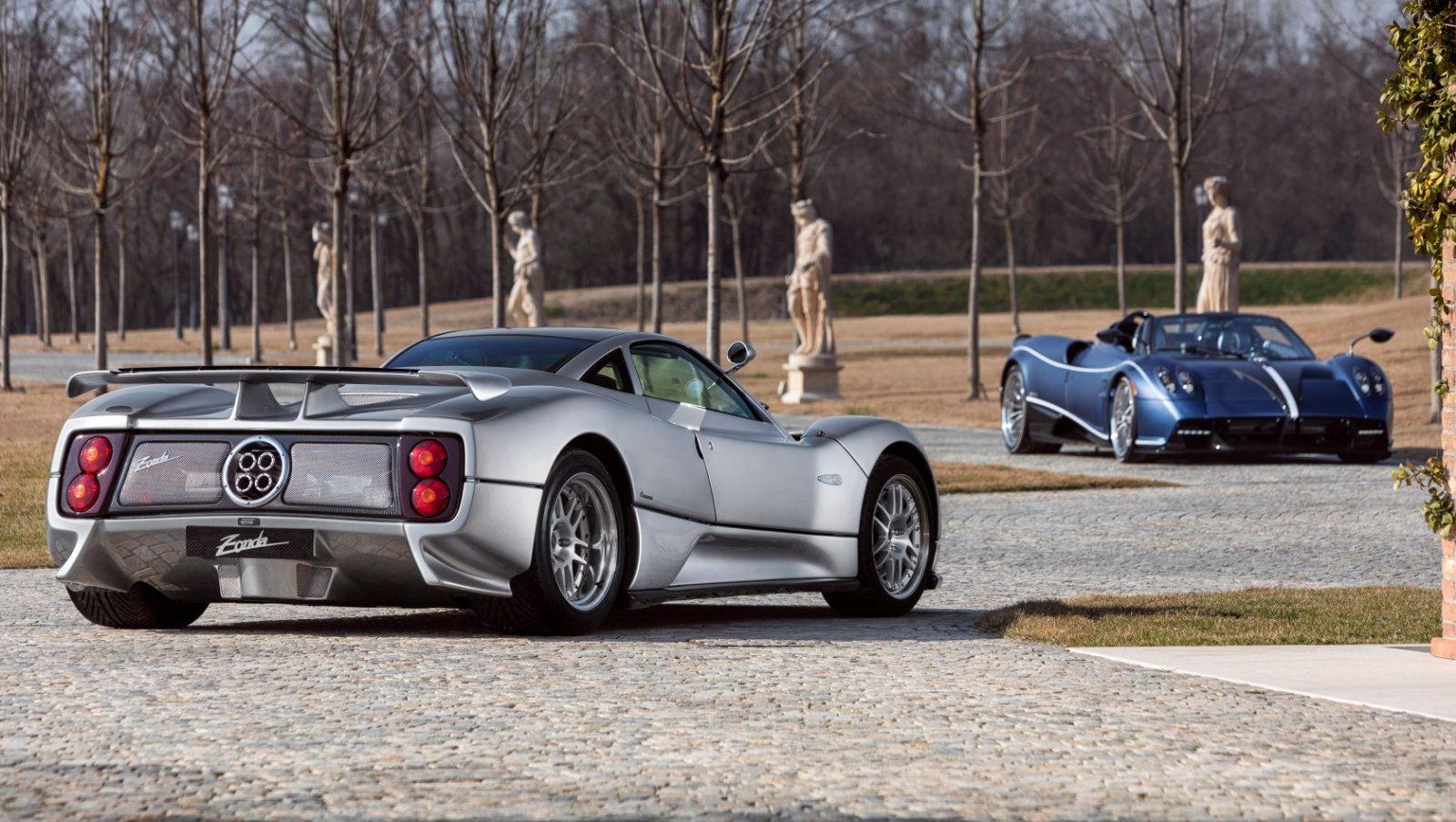 Pagani Automobili celebra su 20 aniversario en el Salón de Ginebra