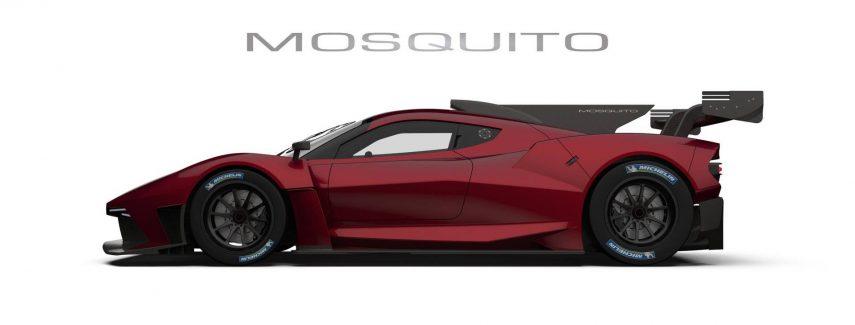 Performance Solutions Mosquito, un nuevo deportivo para las pistas