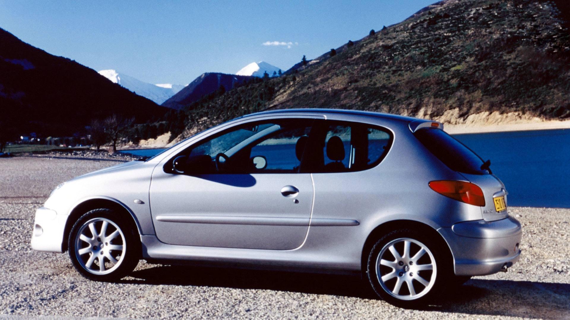 Peugeot 206 GT 3
