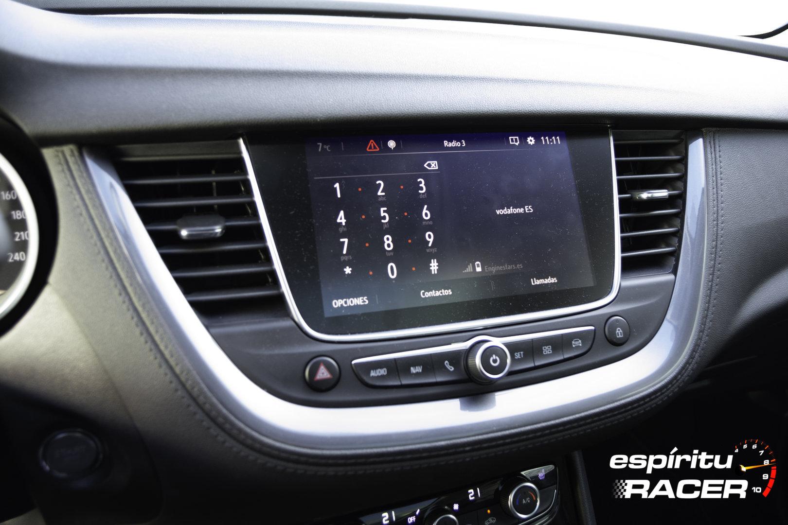Prueba Opel Grandland X 21