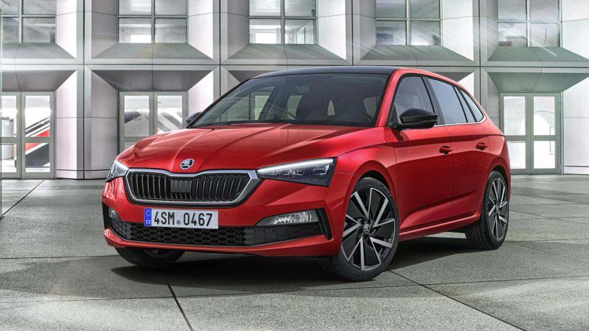 El Škoda Scala recibe el pistoletazo de salida en España