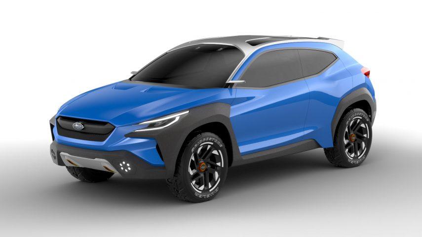 Subaru presenta sus semihíbridos, Levorg 2019 y el VIZIV Adrenaline Concept en Ginebra