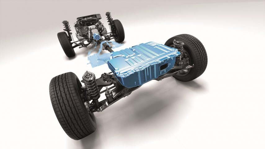 Subaru Tecnologia Hibrida