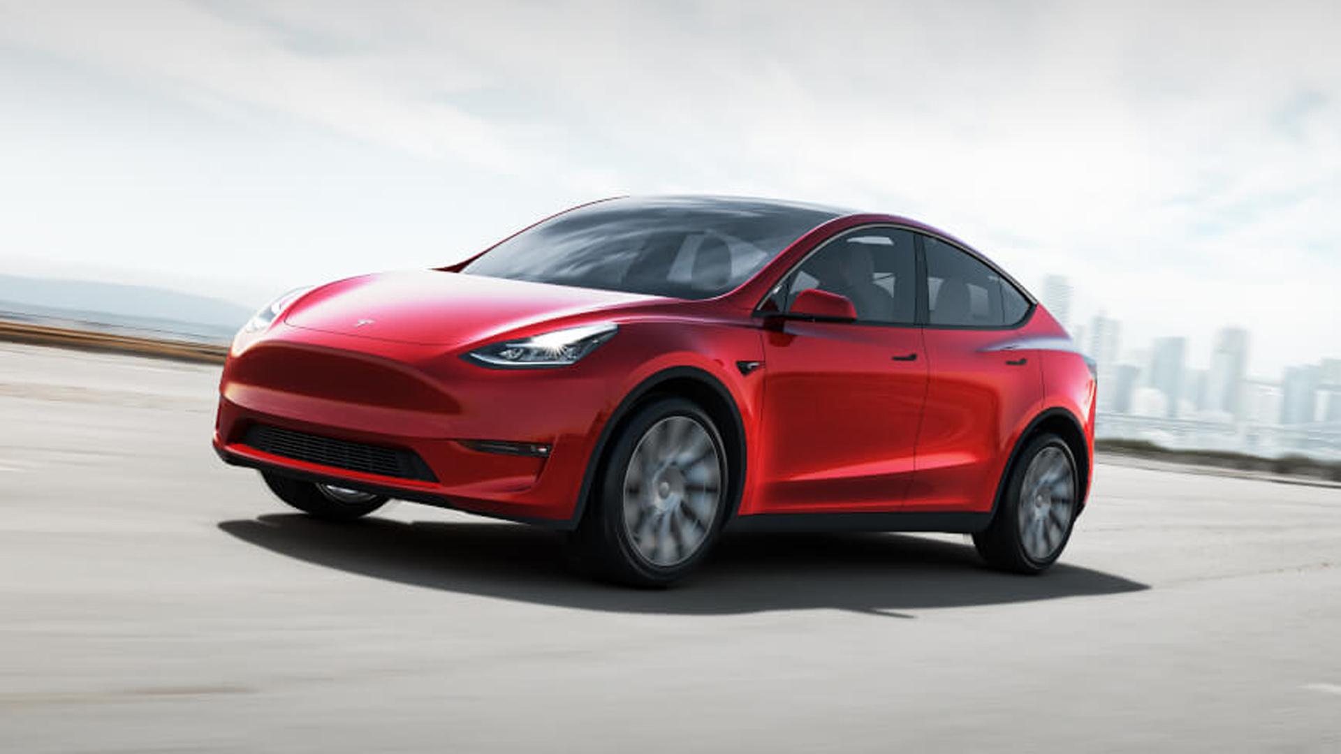 Tesla Model Y, el nuevo SUV eléctrico de acceso con capacidad autónoma