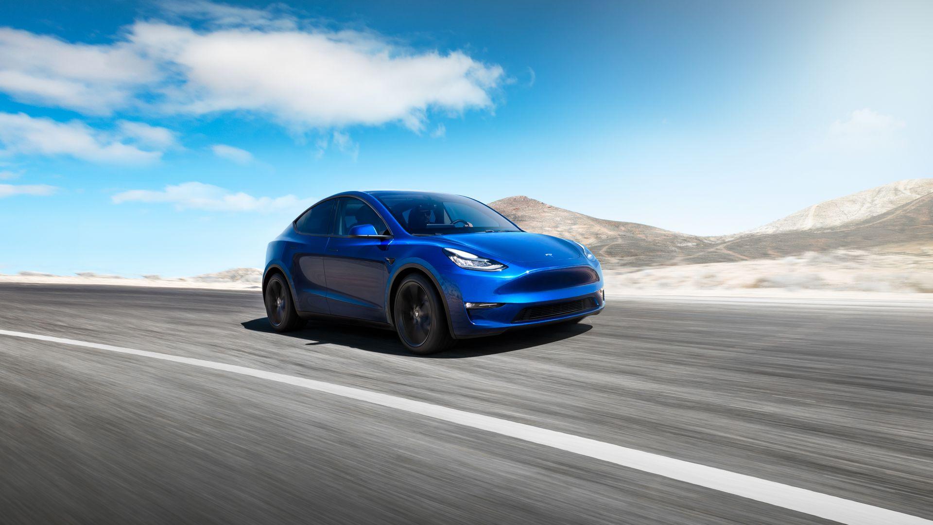 Tesla se ha convertido en la Apple del sector del automóvil