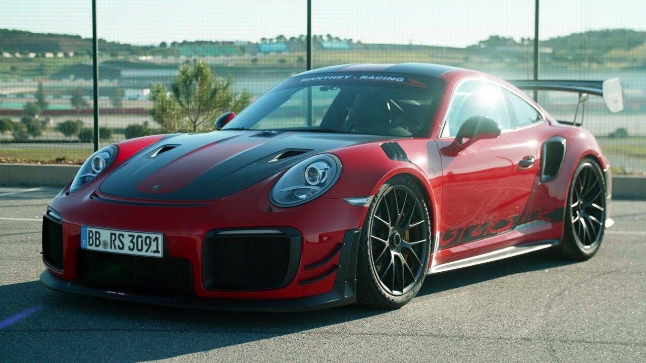 El Porsche 911 GT2 RS MR revienta el crono en Portimao