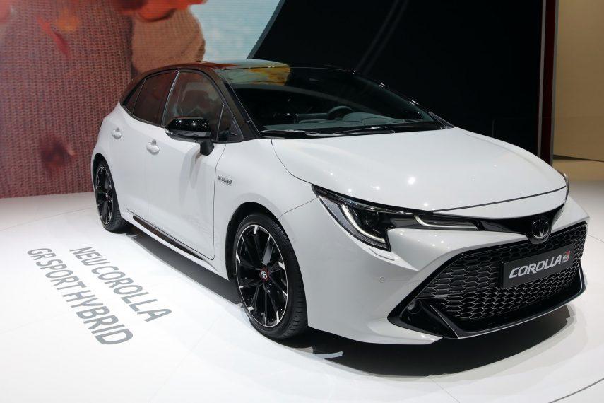 Nuevos Toyota Corolla GR Sport y Trek