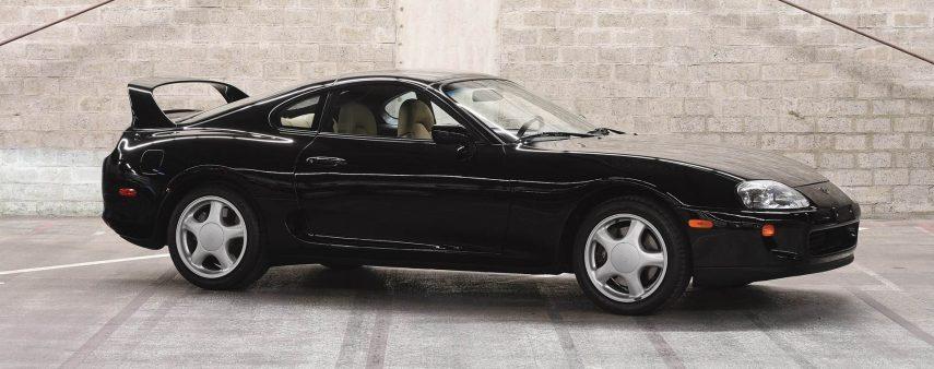 Alguien ha pagado más de 150.000 euros por un Toyota Supra a estrenar