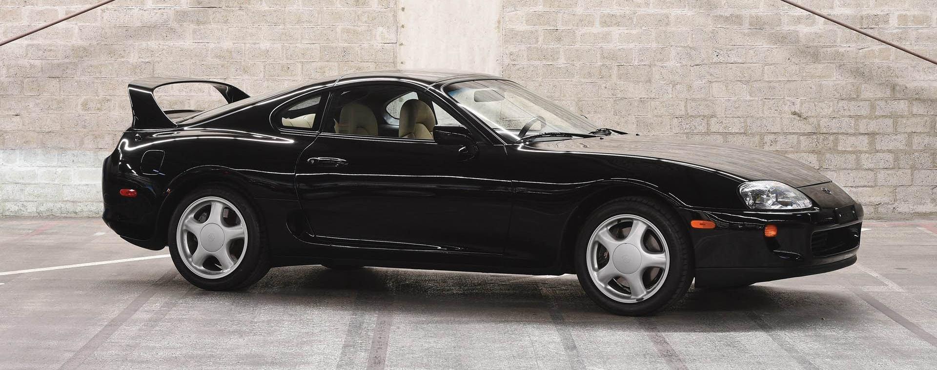 Toyota Supra 1994 10