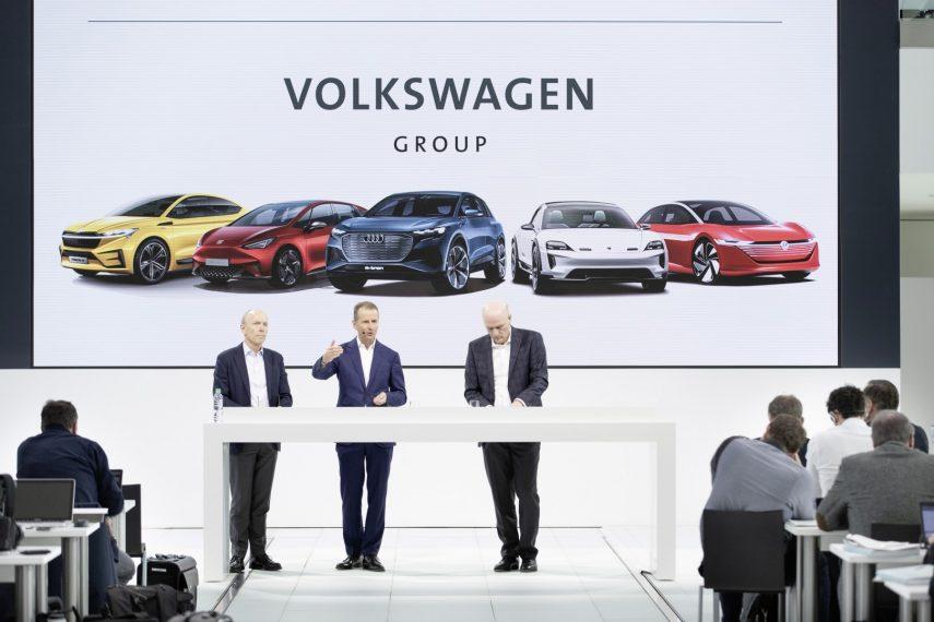 El Grupo Volkswagen sube la apuesta: prevé 70 modelos eléctricos antes de 2029
