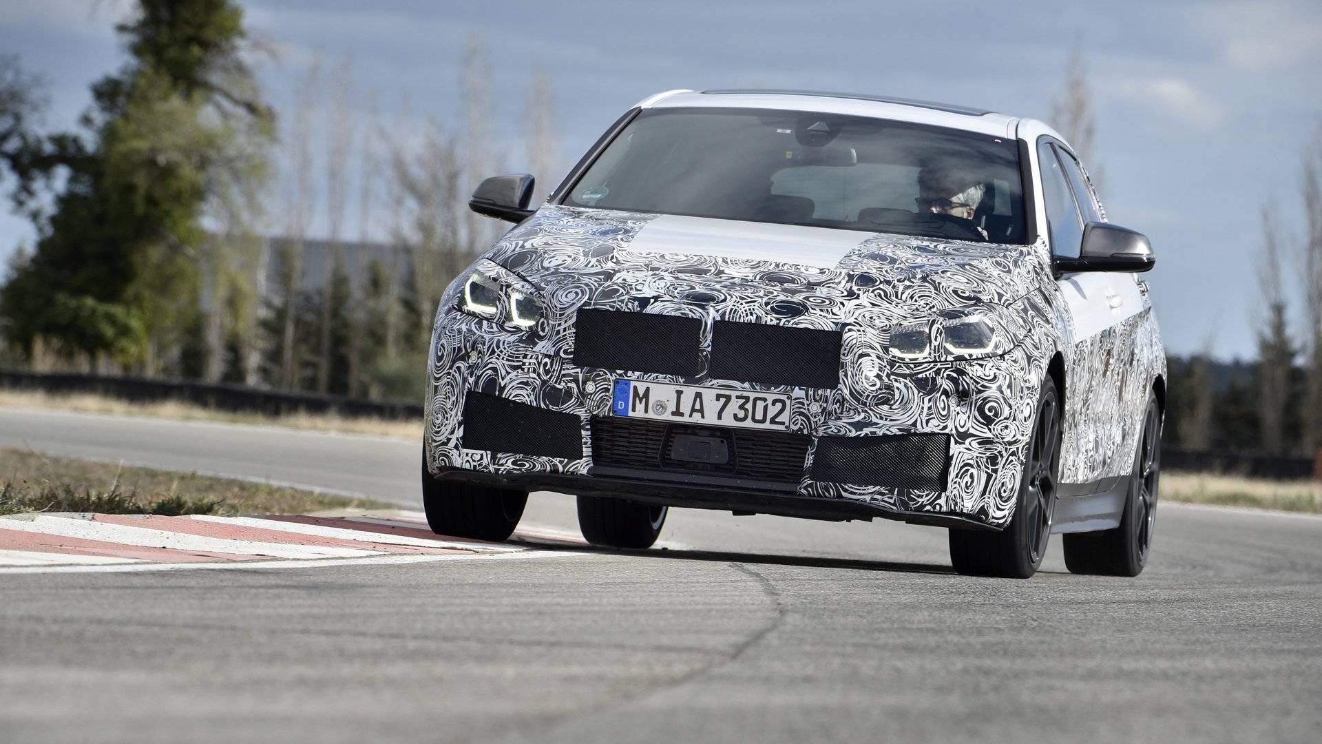 BMW Serie 1 FWD 3