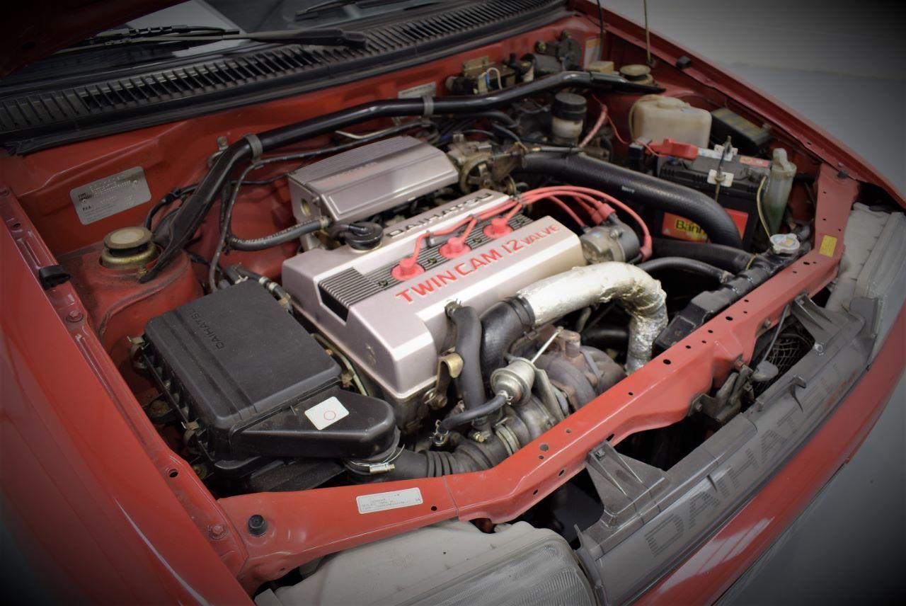 Daihatsu Charade GTti 4