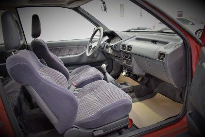 Daihatsu Charade GTti 6