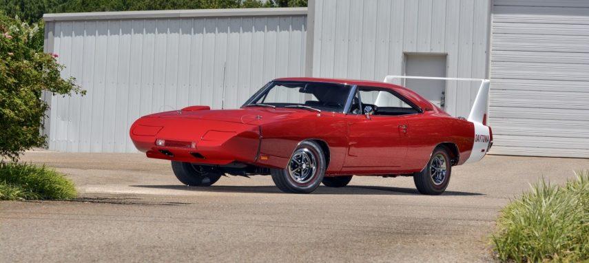 Coche del día: 1969 Dodge Charger Daytona