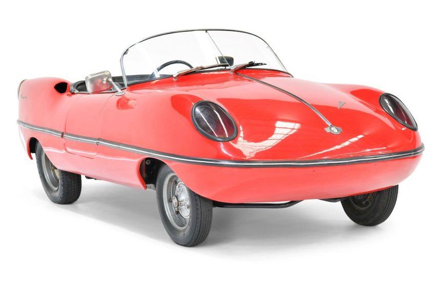 Goggomobil Dart, un pequeño deportivo que seguramente desconocías