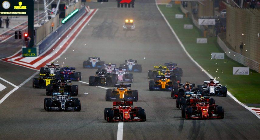 GP Bahrein 2019 1