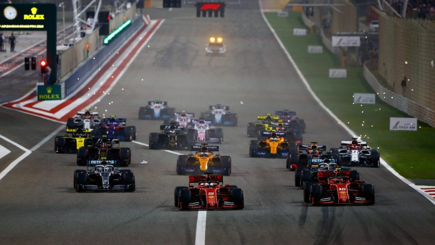 El Gran Premio de Baréin 2020 será a puerta cerrada