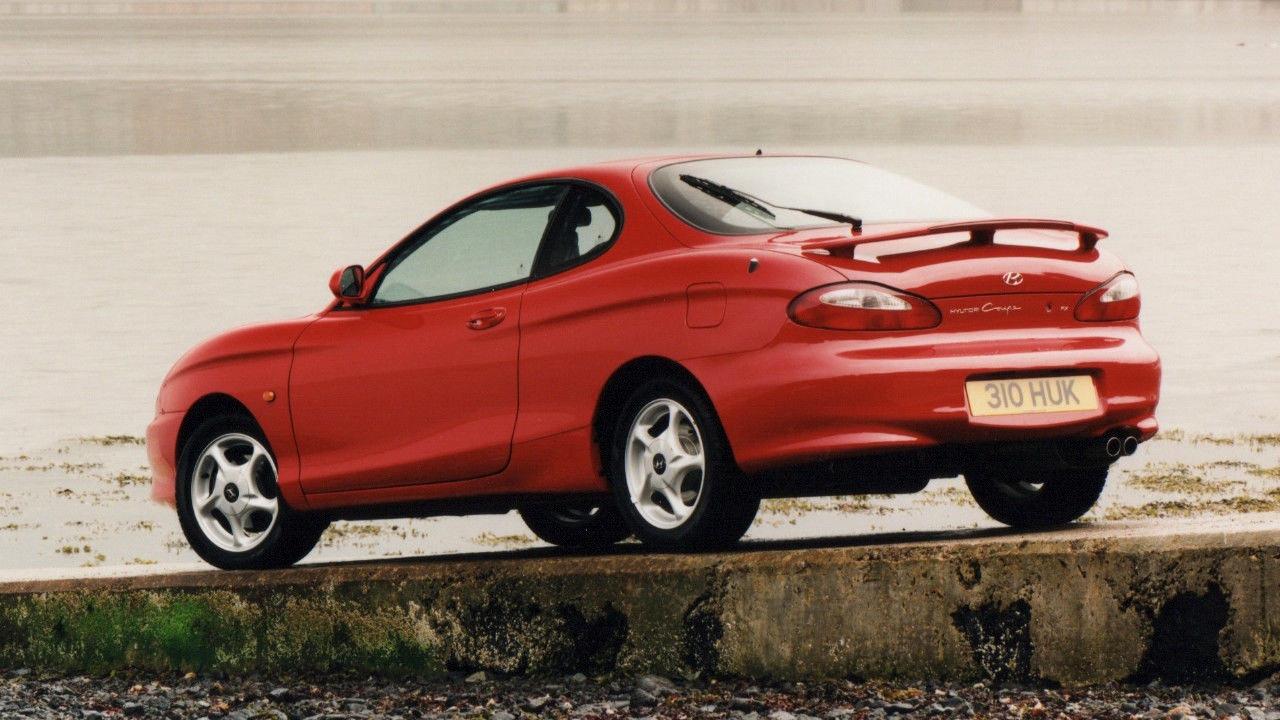 Coche del dia: Hyundai Coupé (RD)