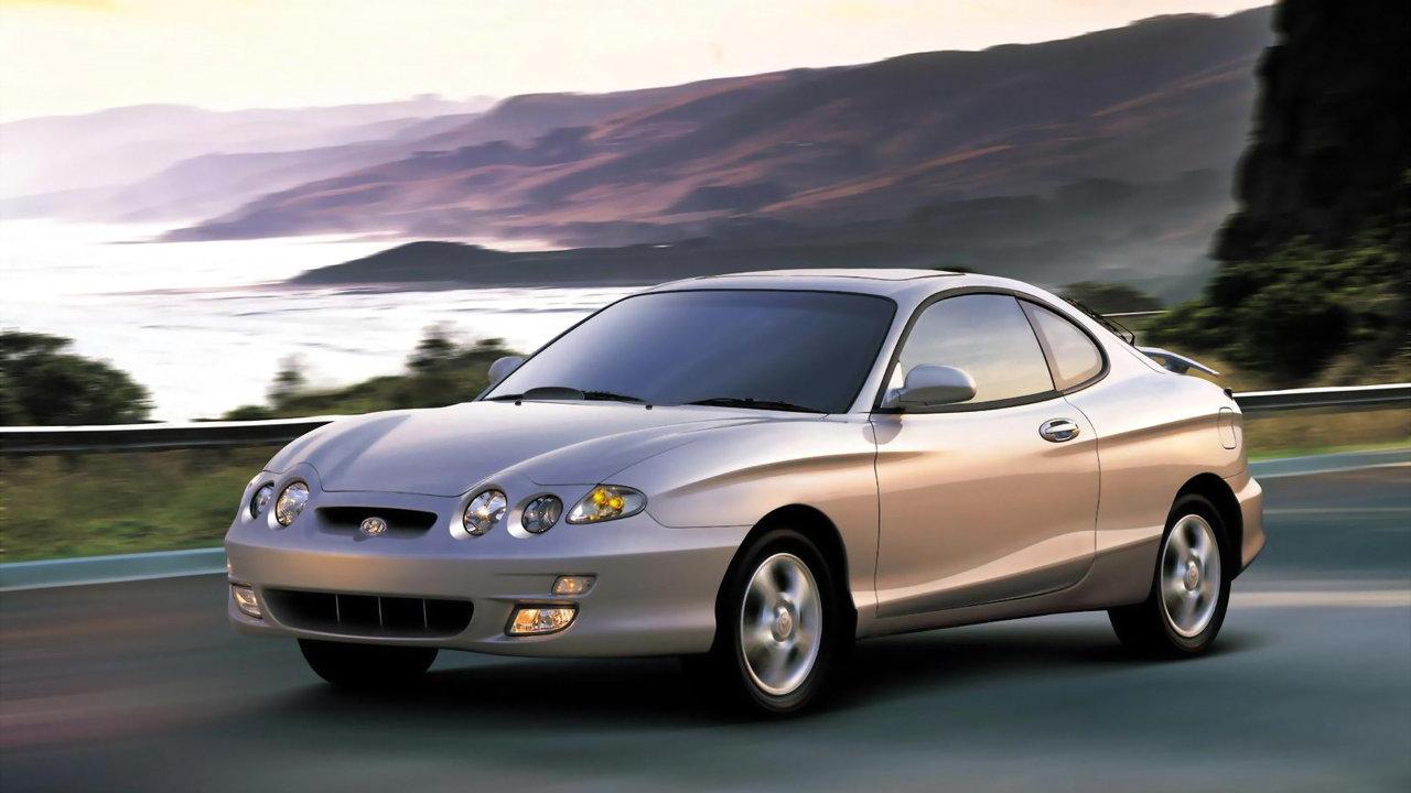 Hyundai Coupe RD 3