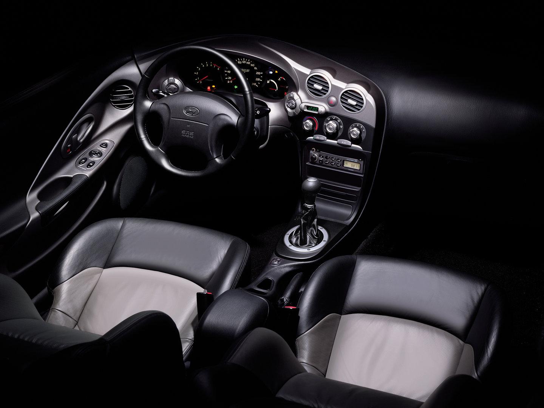 Hyundai Coupe RD 4