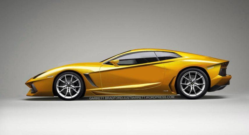 Lamborghini trabaja en un nuevo modelo con enfoque de Gran Turismo