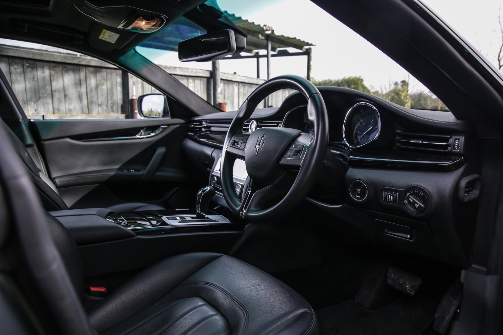 Maserati Quattroporte Shooting Brake 3