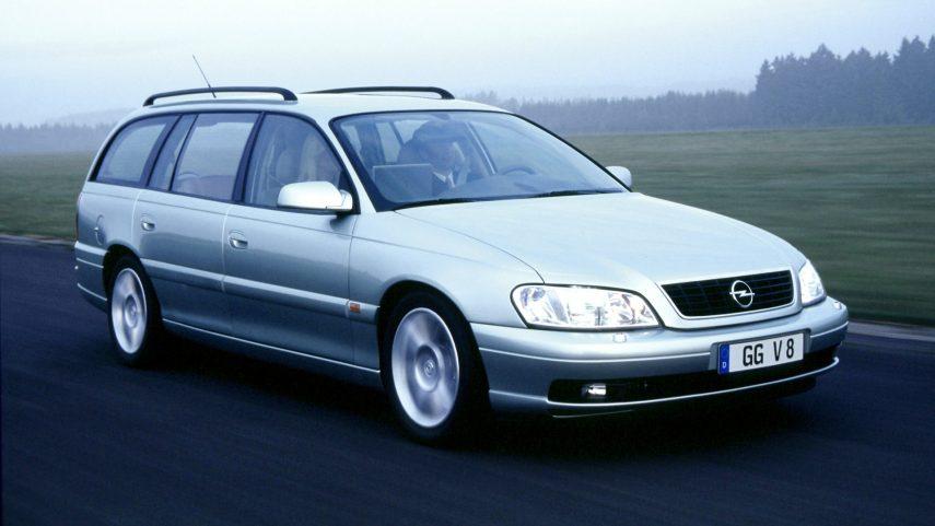 Coche del día: Opel Omega V8.com (B)
