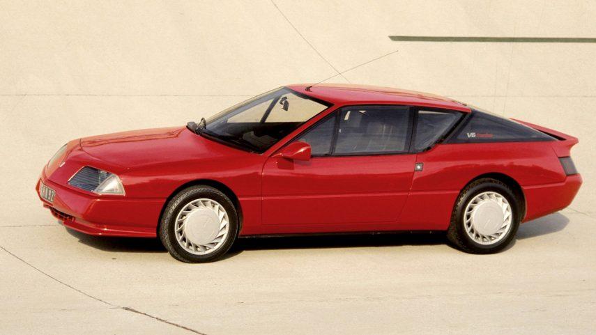 Coche del día: Alpine GTA V6 Turbo