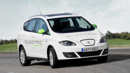 SEAT Altea XL Electric Ecomotive Concept 2011