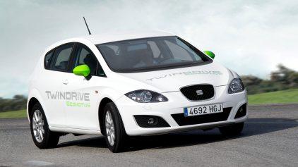 SEAT Leon TwinDrive Ecomotive Prototype 2011
