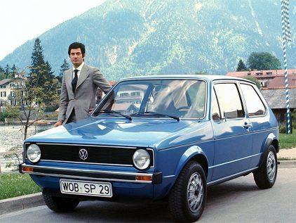 Volkswagen Golf 1974 1
