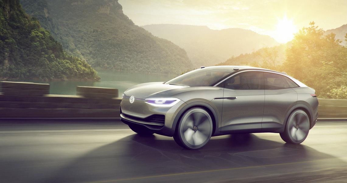 Volkswagen I.D. Crozz, la familia eléctrica de VW crece