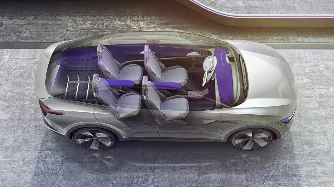 Volkswagen Id Crozz 3