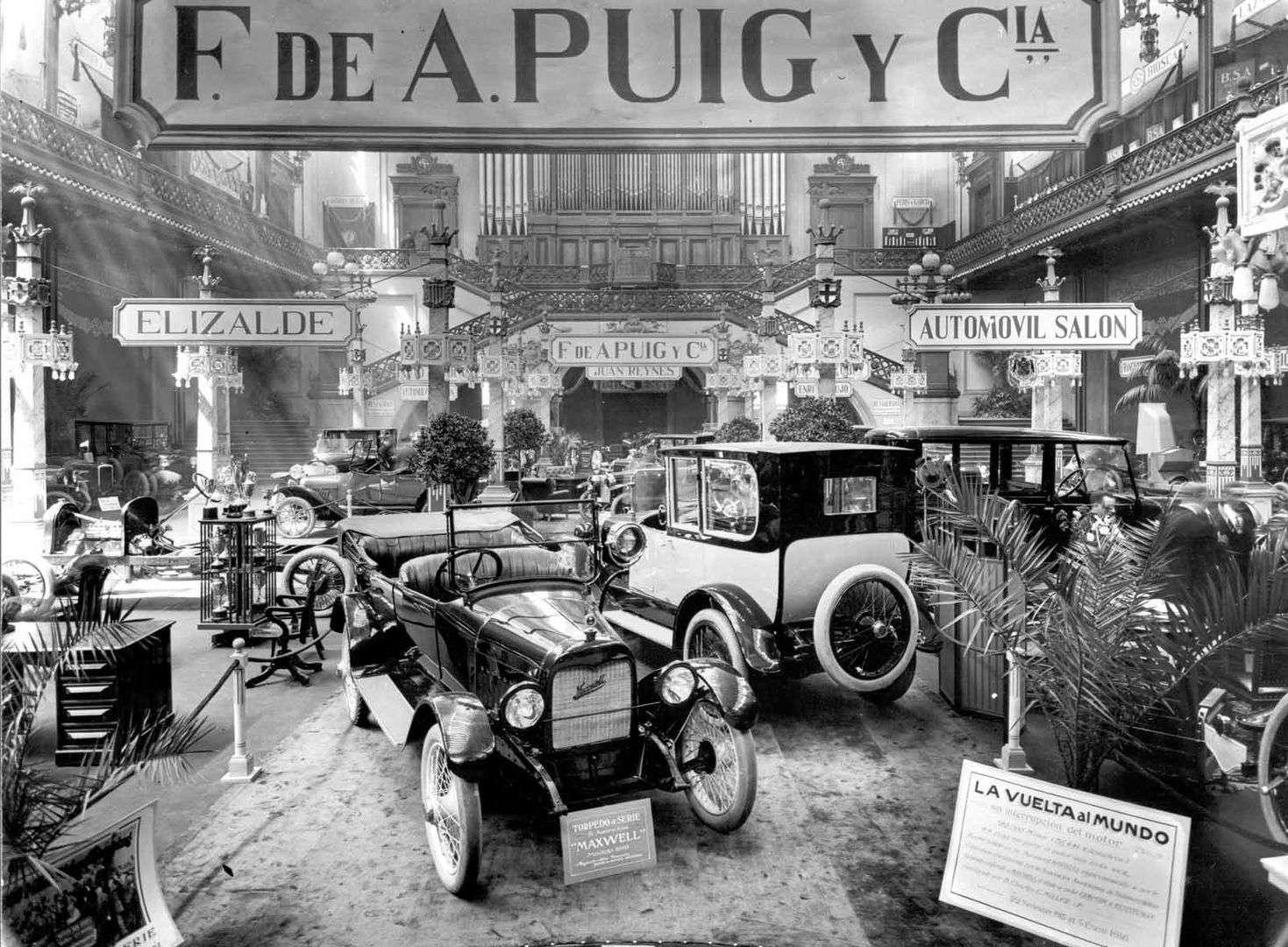 100 años del Salón de Barcelona – Parte I