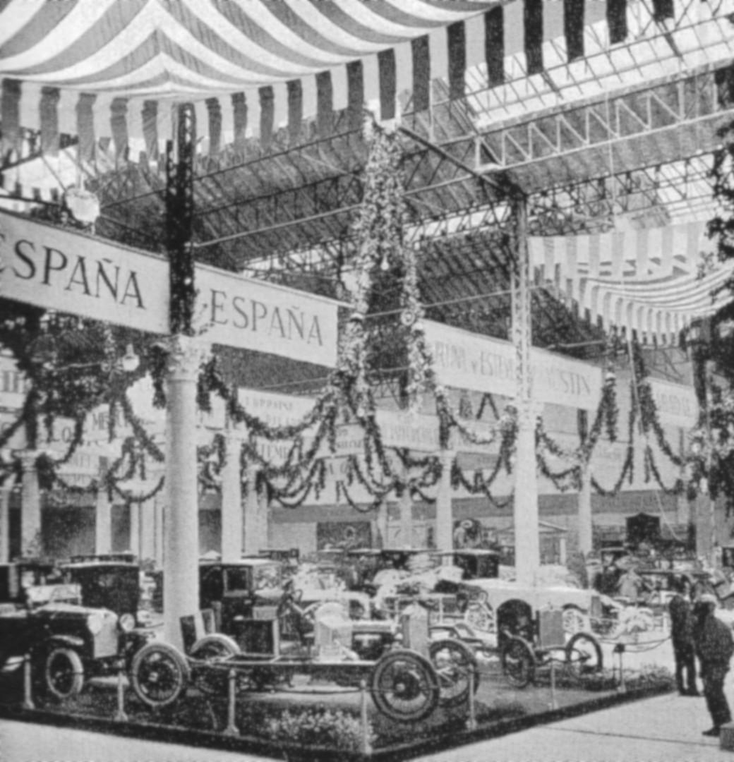 03 1922 Salon Automovil Barcelona