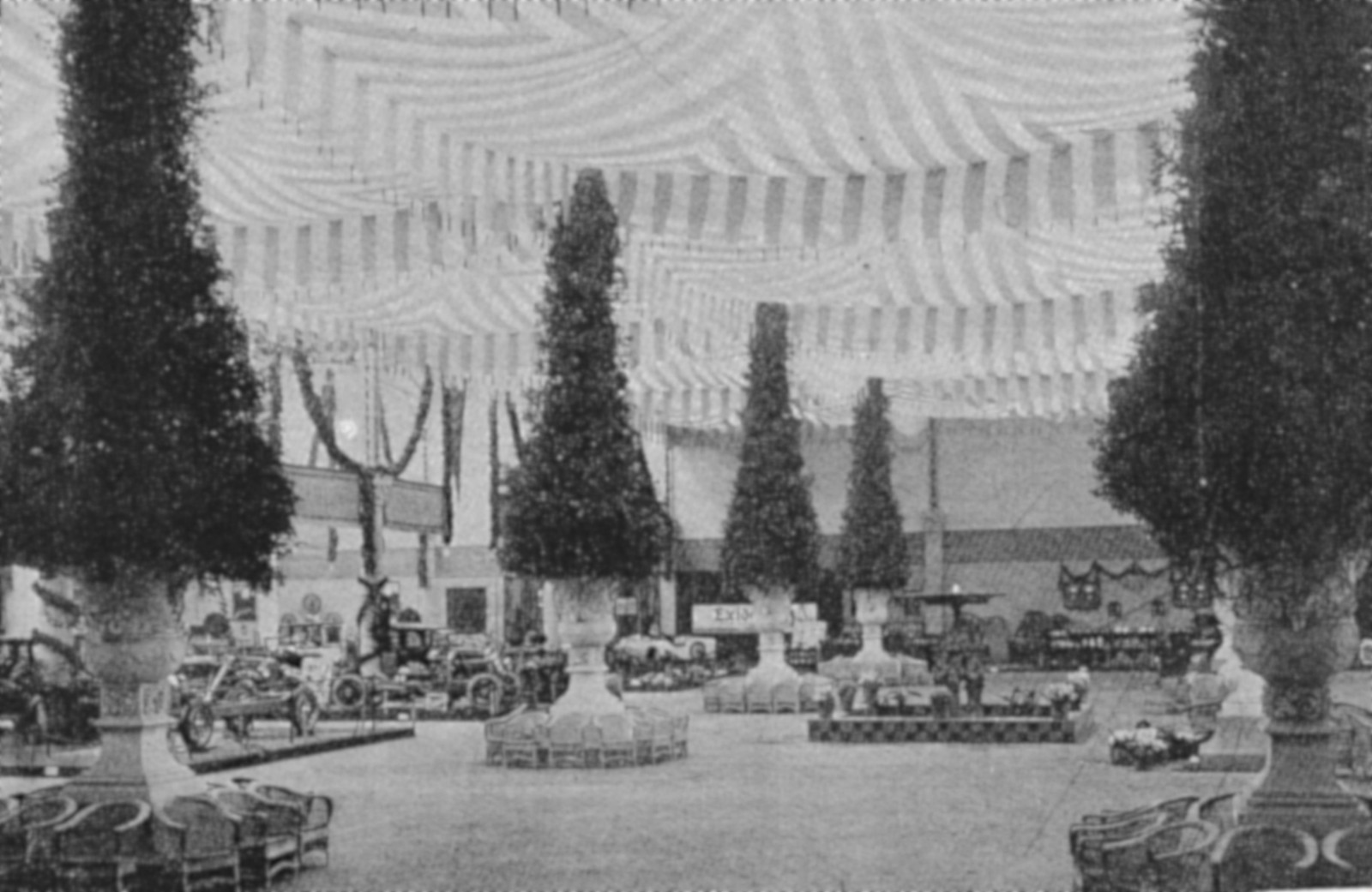 04 1924 Salon Automovil Barcelona