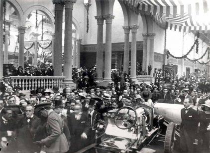 05 1925 Salon Automovil Barcelona Acto Inaugural