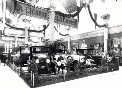 06 1925 Salon Automovil Barcelona La Licorne