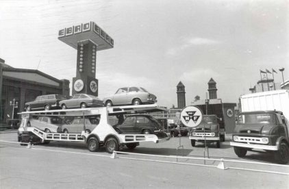 15 1967 Salon Automovil Barcelona Vehiculos Comerciales Ebro