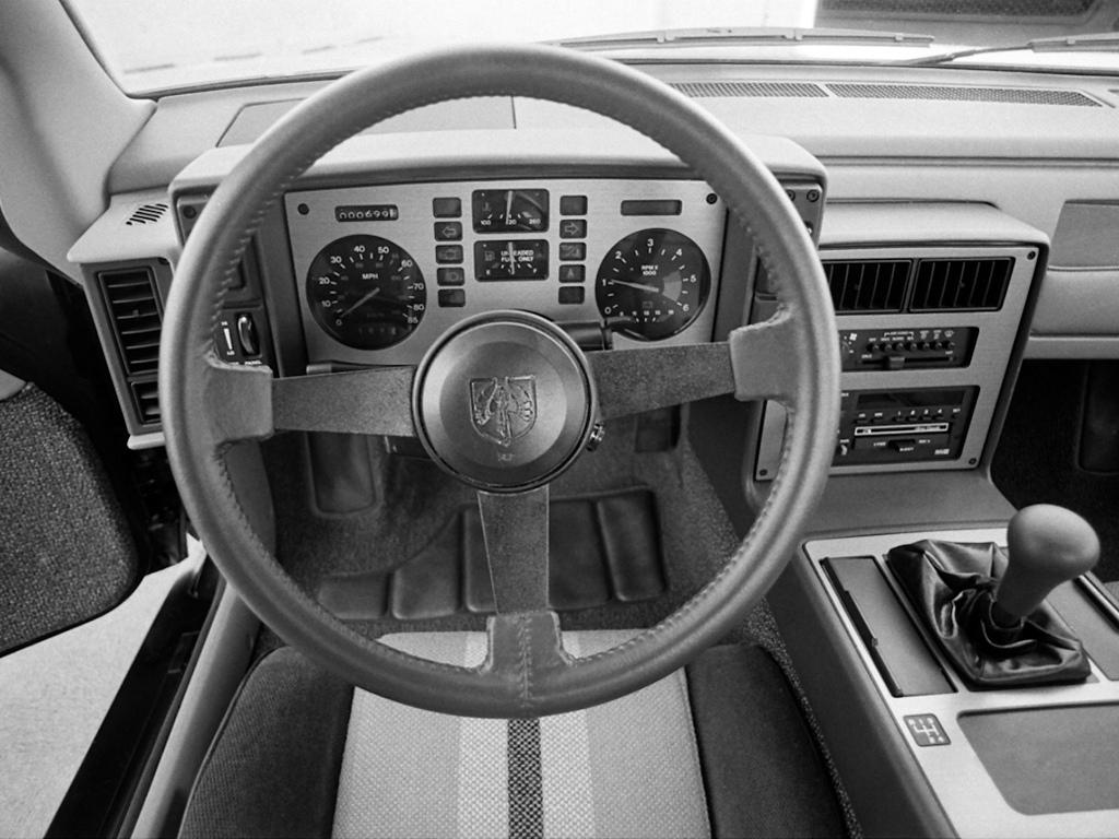 1984 Pontiac Fiero 3
