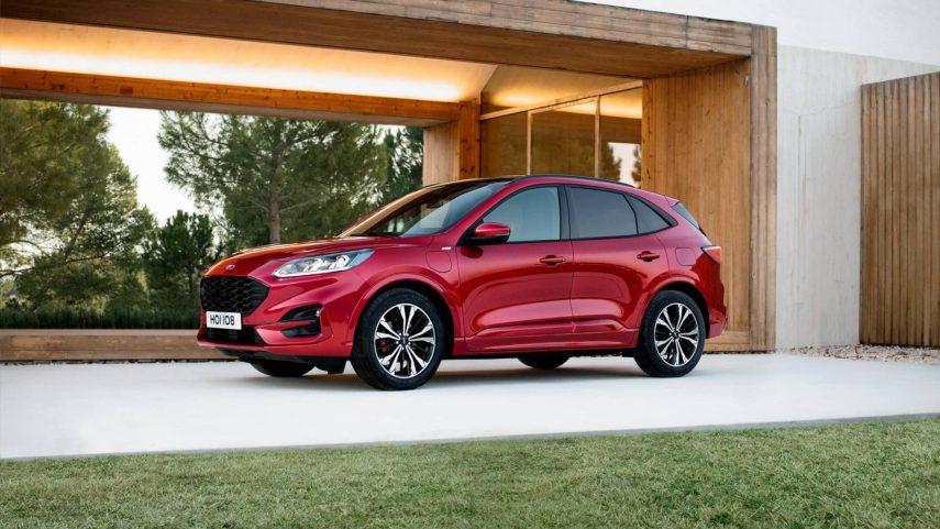 El nuevo Ford Kuga se muestra al mundo