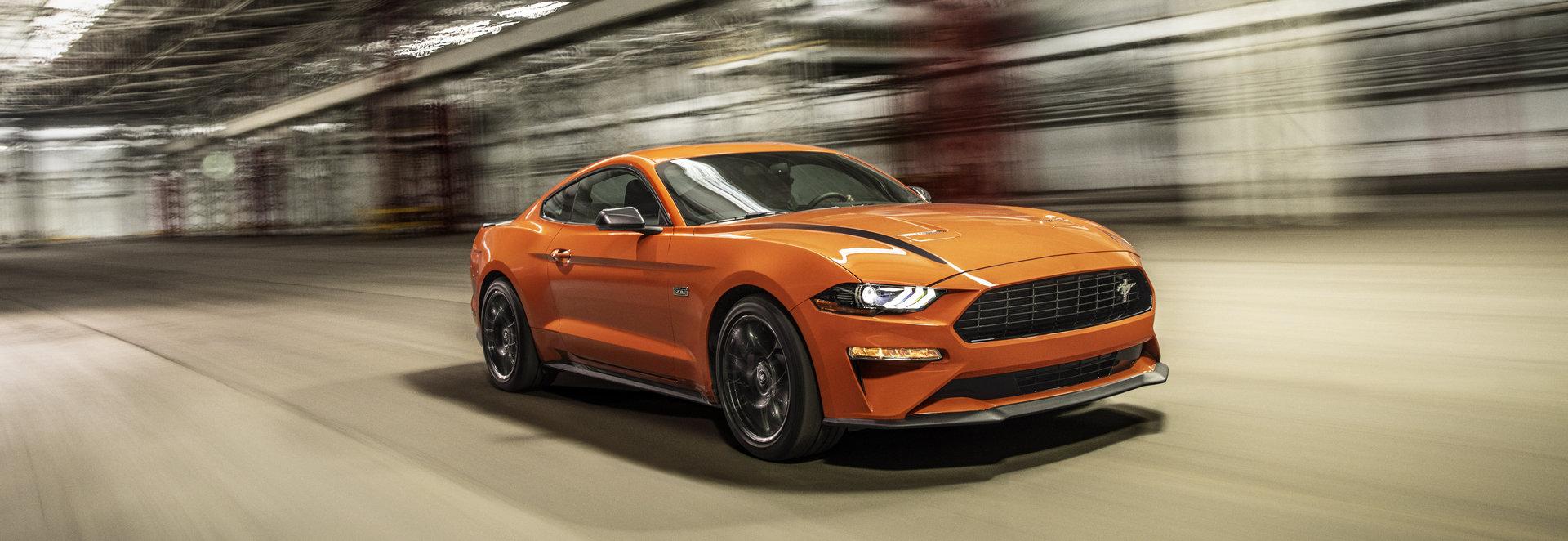 Ford celebra por cuarta vez el dominio mundial del Mustang en su segmento