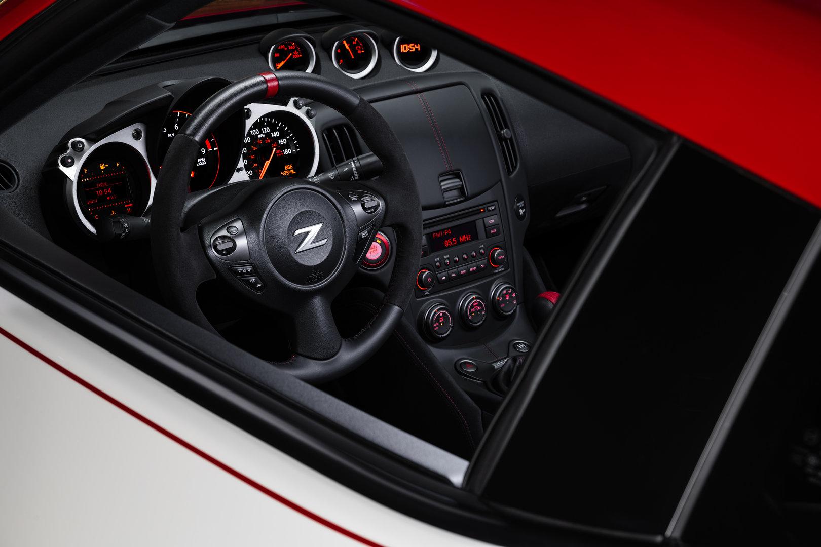2020 Nissan 370Z 50th Anniversary Edition 11