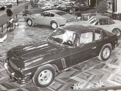 30 1976 Salon Automovil Barcelona Jensen Interceptor