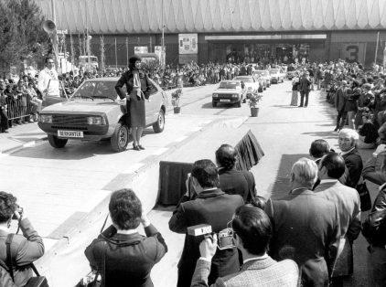 31 1976 Salon Automovil Barcelona Seat 1200 Sport
