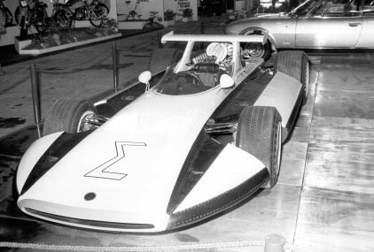 33 1977 Salon Automovil Barcelona Sigma Formula 1 Pininfarina