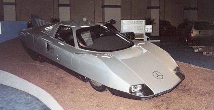 34 1979 Mercedes Benz C111
