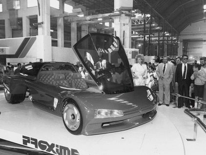Concept car Peugeot Proxima